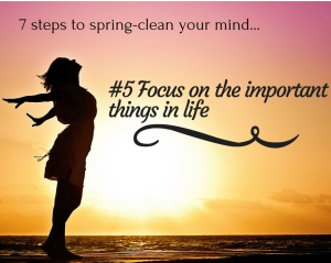 5 important things in life modi